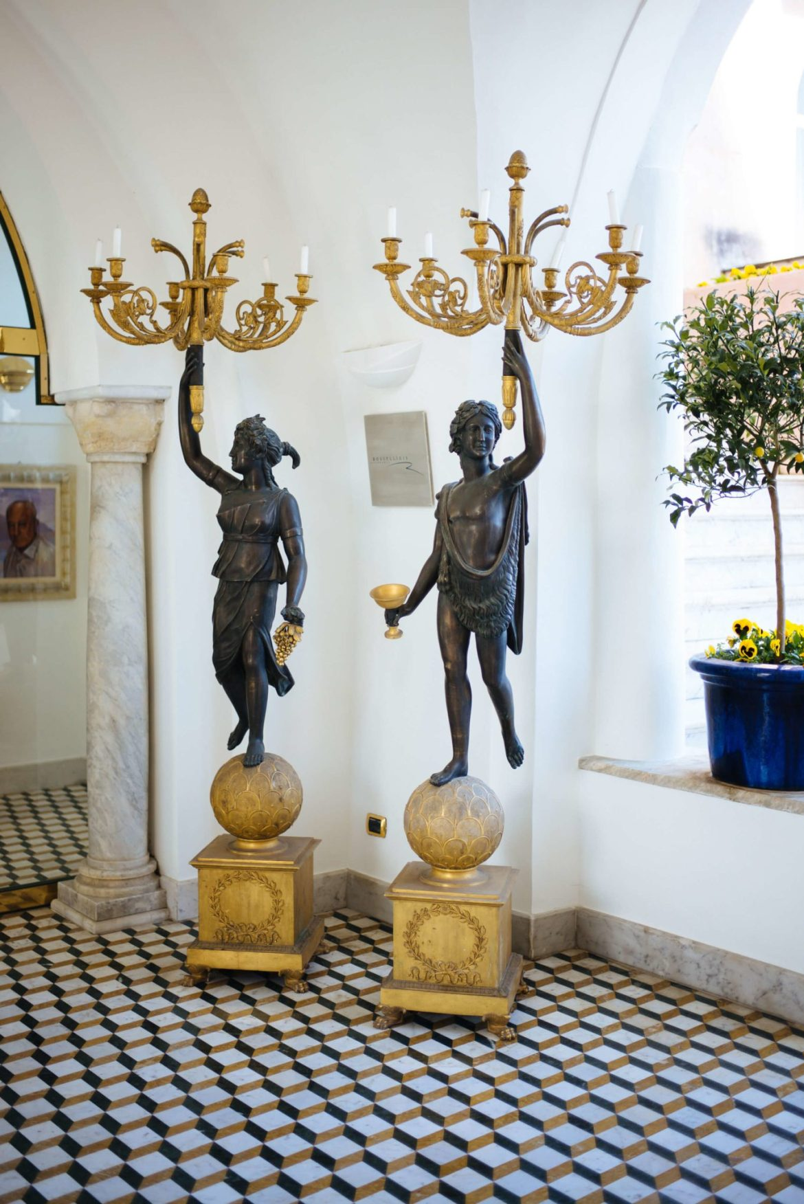 The best hotel to stay at in Ravello, Palazzo Avino in Ravello, The Taste Edit