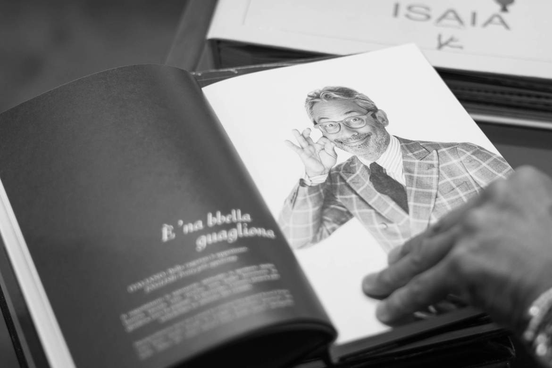 Isaia San Francisco Store, Neapolitan Isaia suits in the historic VC Morris Frank Lloyd Wright San Francisco Gianluca Isaia Italian Gestures, The Taste Edit