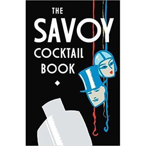 savoy cocktail book cocktail lovers gift - find more ideas on thetasteedit.com