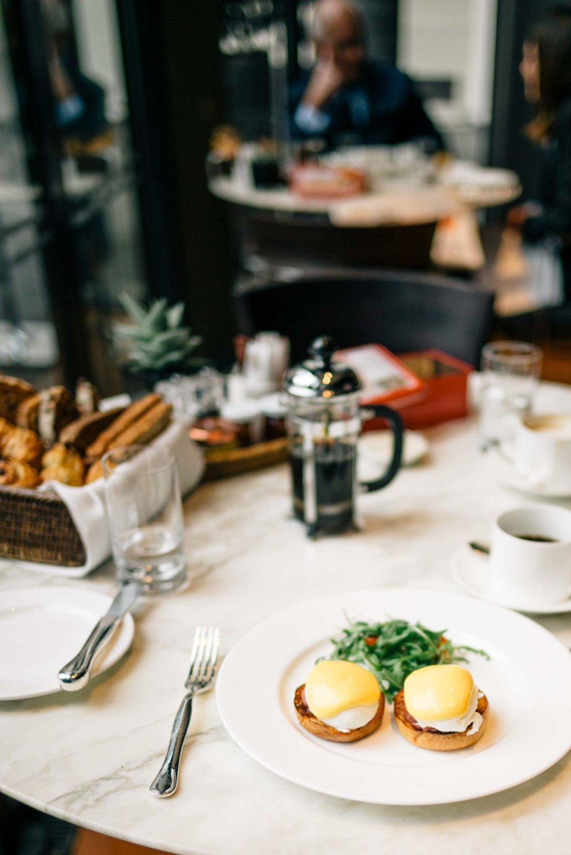 For a full Breakfast in Milan, visit Hotel Bulgari Milano, The Taste Edit
