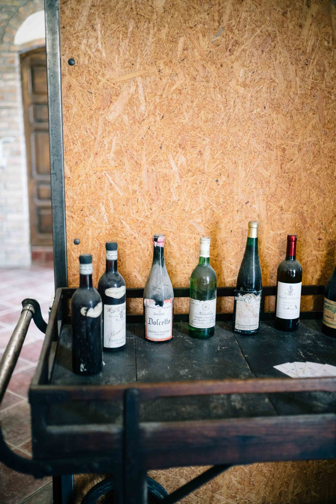 The Taste Edit, culinary photographers, recommends visiting this magical winery in northern Italy. Castello di Stefanago is near the town of Pavia in Lombardy. Winemaker and owner Giacomo Baruffaldi gives us a tour of the winery where they make Baruffaldi natural wines. A variety of wines.
