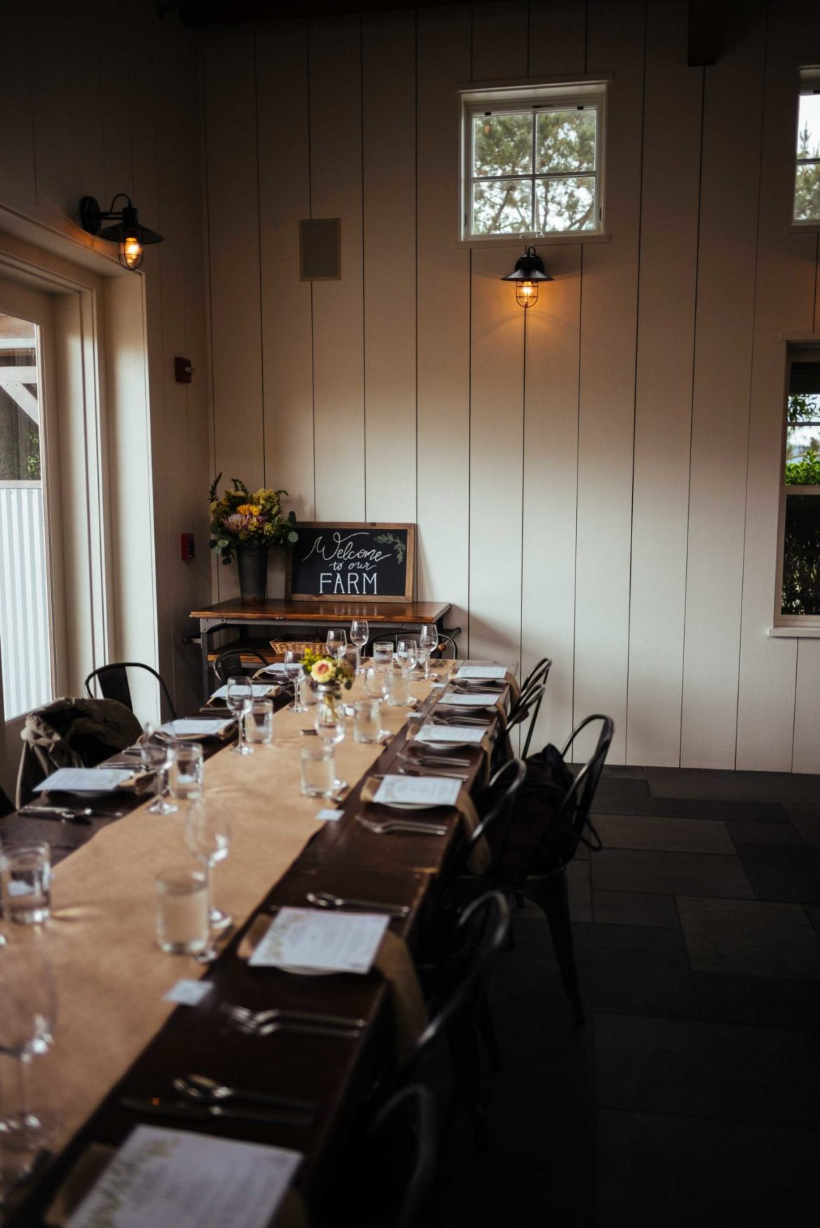Have brunch at the fork at Point Reyes Farmstead Creamery in northern california like The Taste Edit