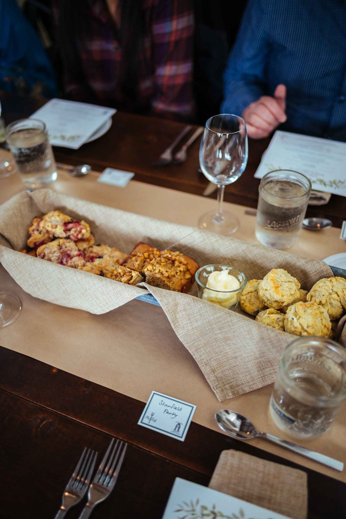 The Taste Edit enjoys Muffins and pastries Point Reyes Farmstead Creamery
