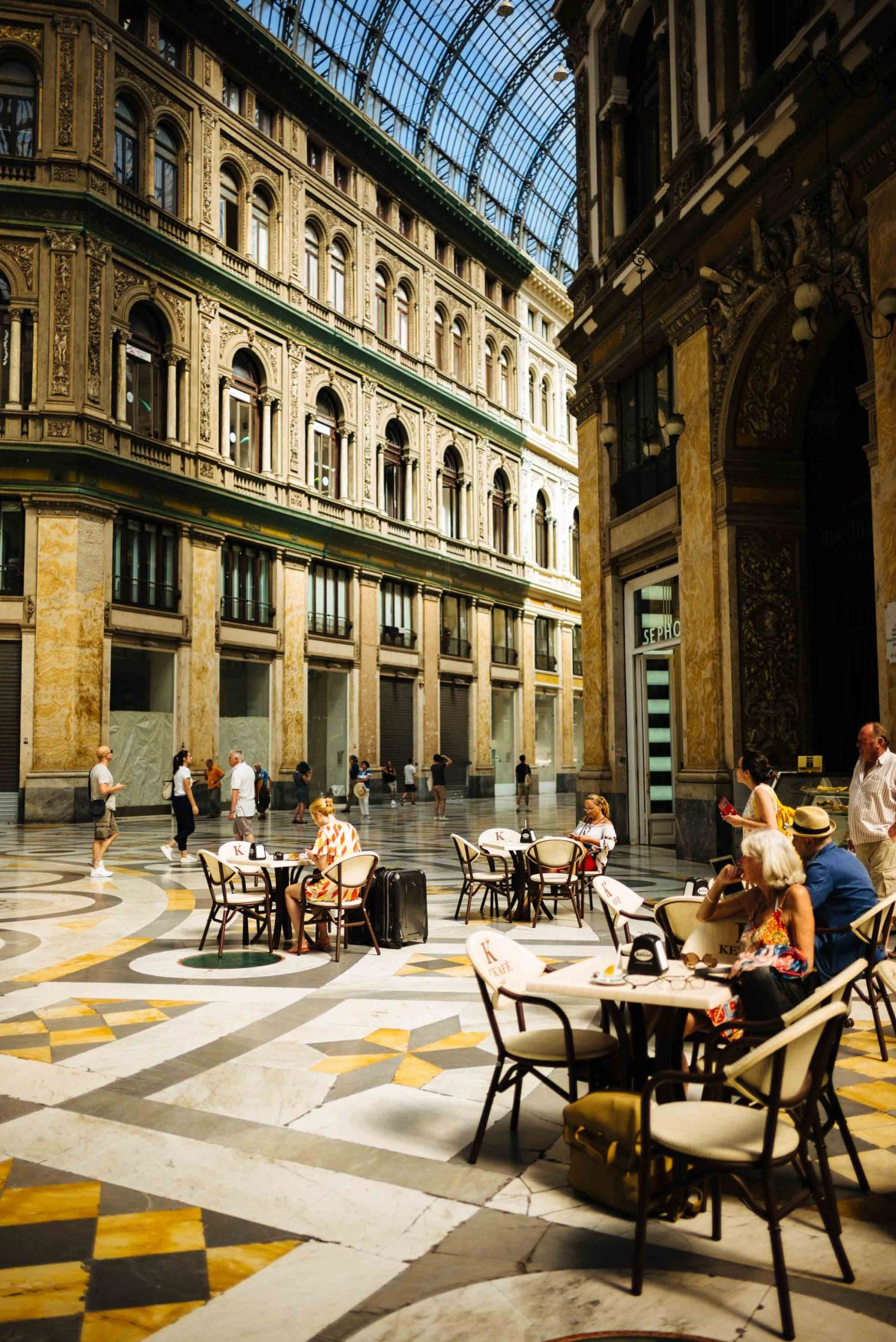 Visit Naples Italy, don't just use it as a jumping off point