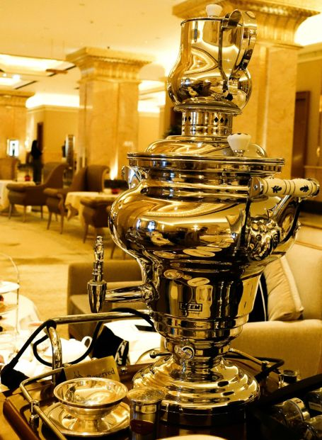 Royal High Tea im Emirates Palace
