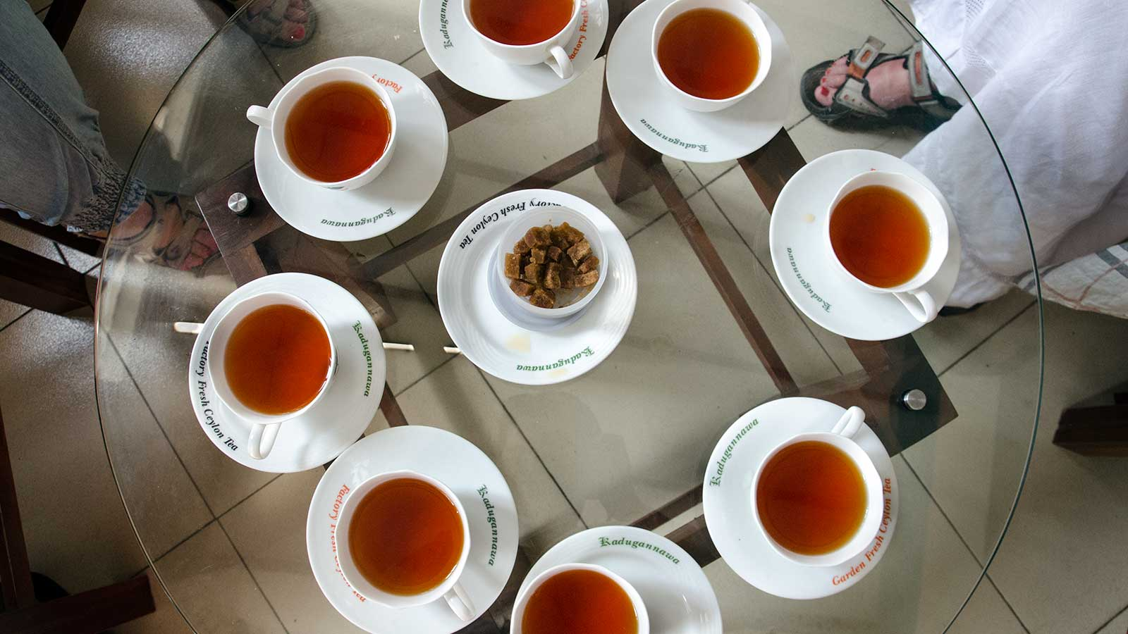 Ceylon tea revealed