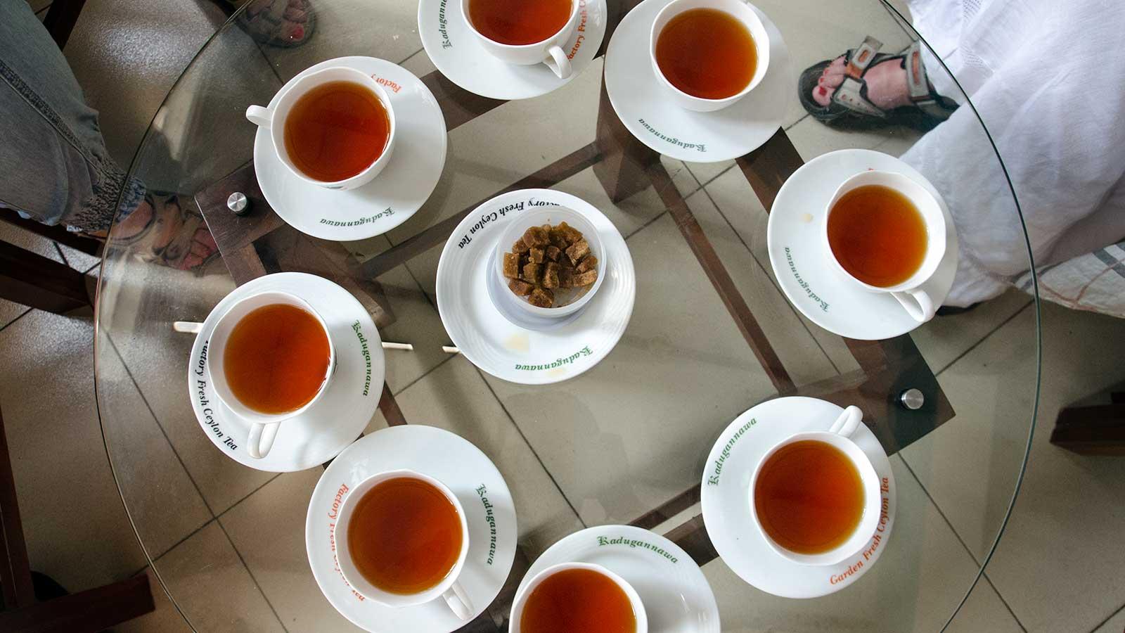 Cejlońska herbata bez tajemnic