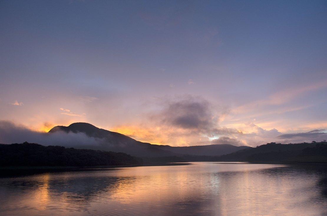 Lake Gregory, Nuwara Eliya na Sri lance