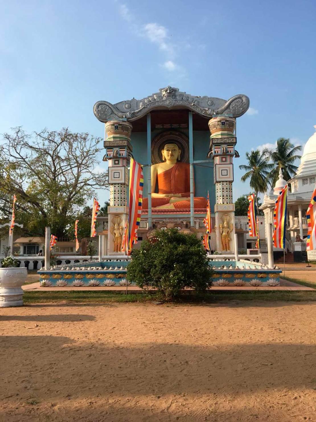 Angurukaramulla Temple, Negombo, Sri lanka