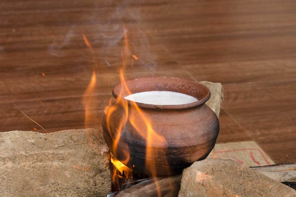 Mleko kokosowe na szczęście i dobrobyt nowego domu