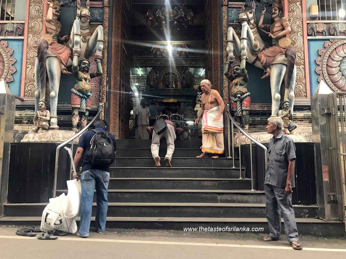 Murugan Hindu Temple, Pettah, Colombo