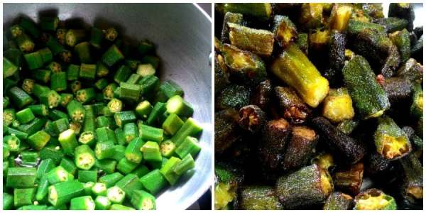 Bhindi Masala Curry Recipe