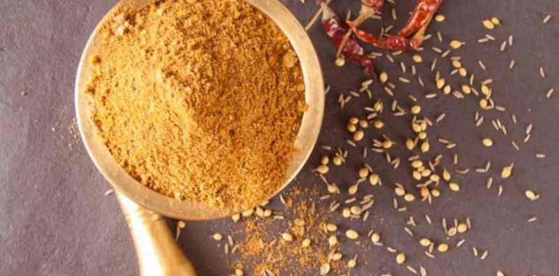 How to Make Homemade Biryani Masala Powder – Step by Step Video