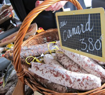 Sausage canard French picnic 400