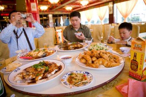 Fooding Overseas Taiwan Live Fish Restaurant The Tasting