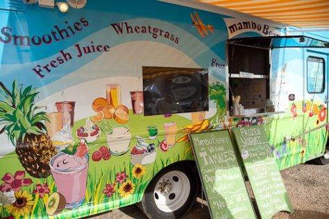 Mambo Berry Food Truck