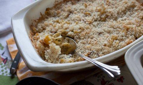 Mac n Cheese w/ Butternut Squash