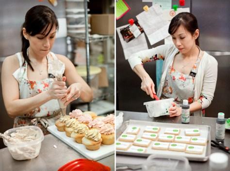 Olga Lee - Polkadots Cupcake Factory