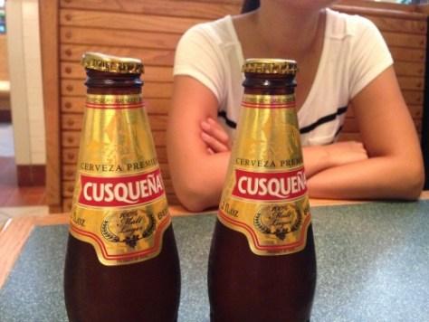 cusquena beer in austin