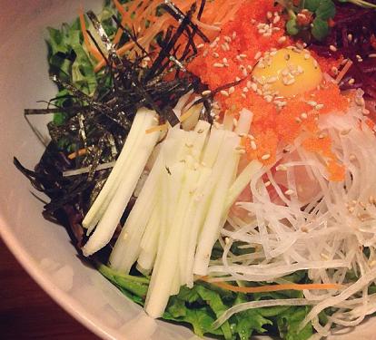 Korean Sushi Bowl