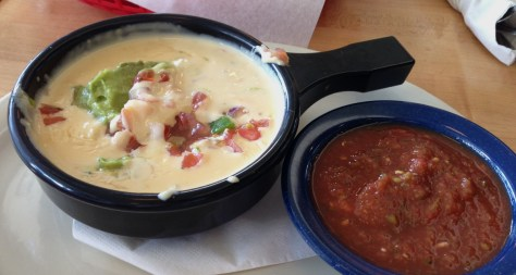 White Queso from Kerbey Lane - Austin, Texas