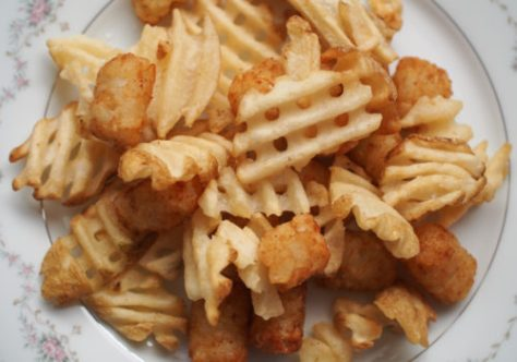 carb heaven fries and tots