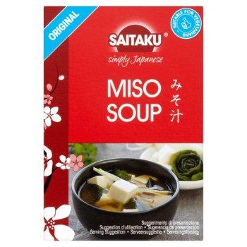 saitaku miso soup vegetarian