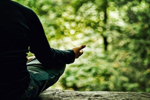 The Grace of Meditation.