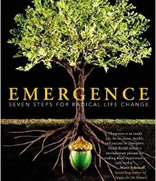 Emergence; Seven Steps for Radical Life Change by Derek Rydall. {Book Review}