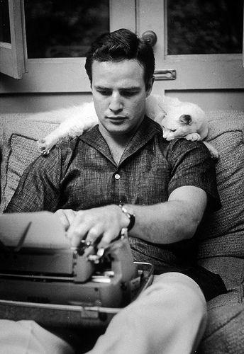 Marlon Brando writer