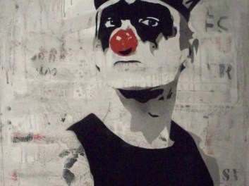 Send in the Clowns. {Poetry}