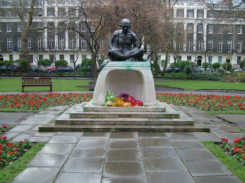 Ghandi Peace Memorial