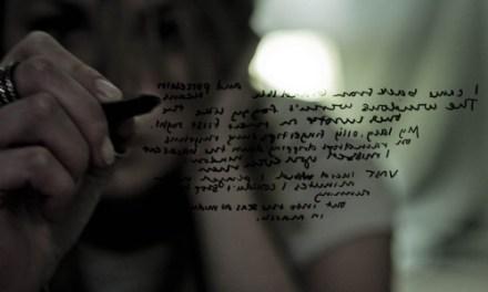 I Write to Heal Myself.