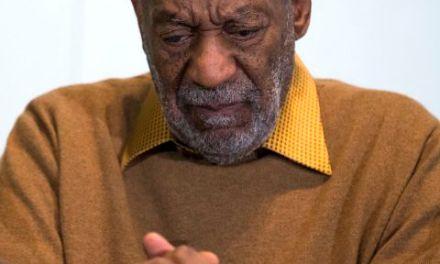 Cosby, Rape Isn't Funny.