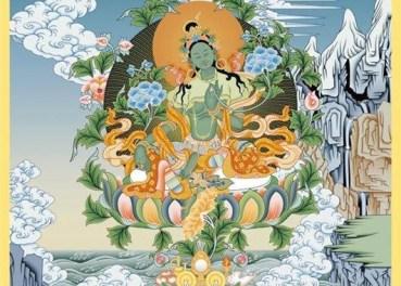 Unleashing the Bodhisattva Within.