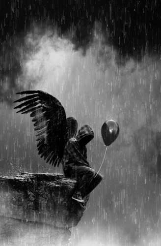 Death & Mourning Nothingness.