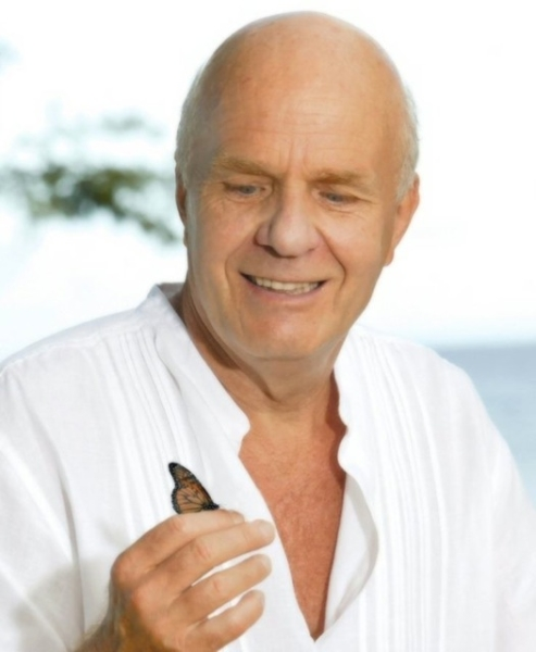 Remembering Dr. Wayne Dyer: Onto the Next Room.