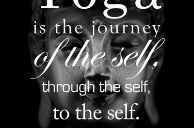 How Yoga Changed My Life.