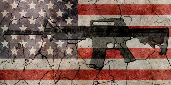 Land of the Free, Home of the Brave (and Guns).