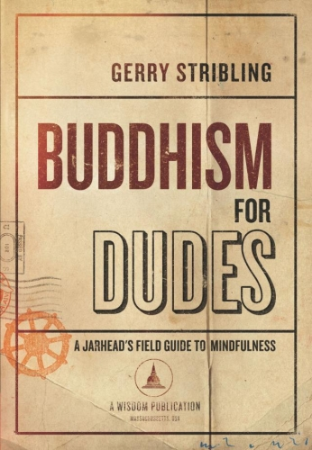 Buddhism for Dudes Cover