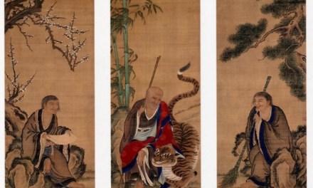 Han Shan & the Zen Hermits.