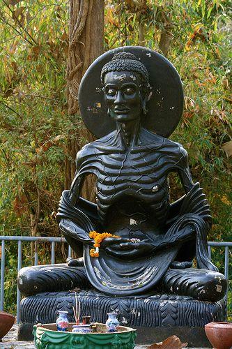 Suffering is Optional.   The Tattooed Buddha