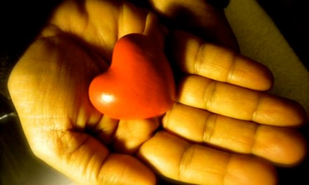 Defining Compassion: Saving the World by Saving Myself.