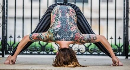 The Tattooed Yoga Project: Building Community through Art.
