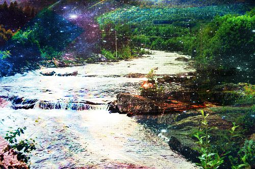 The River: The Opposite of Trying to Gain Control of a Life That Flows.
