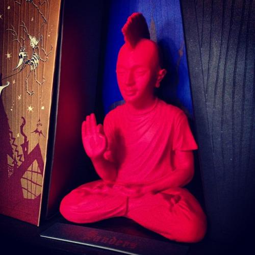 punk buddha