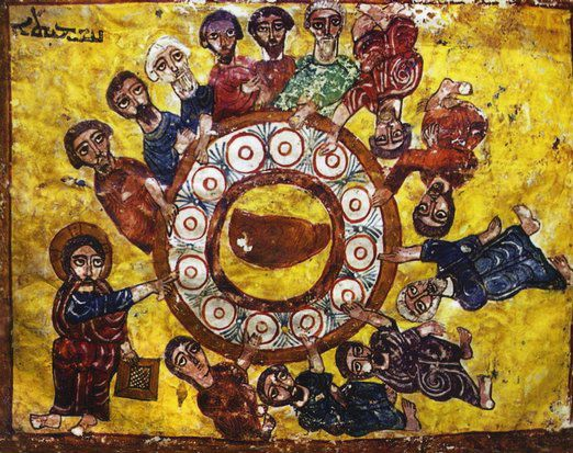 The Forming of The Twelve: Spiritual Teacher Lineage in Christianity.