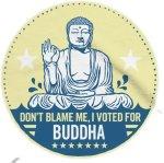 Using Buddhism to Make America Great Again