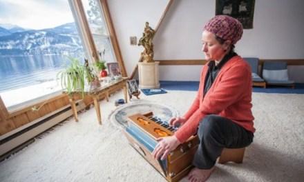 The Faces of Meditation: Lisa Malarz