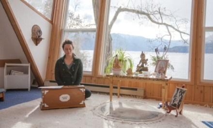 The Faces of Meditation: Nadia Riterman